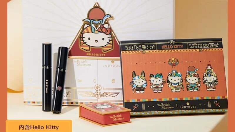 Hello Kitty x Judydoll-Ancient Egypt Series